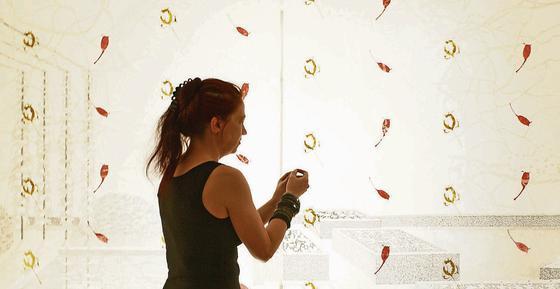 katharina bürgin im kunstverein frauenfeld, 14.4.-13.5.2012