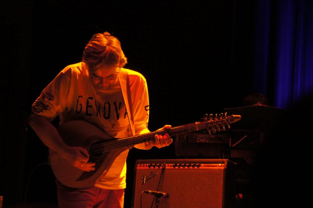 Peter Uehlinger Band Kammgarn Januar 2013