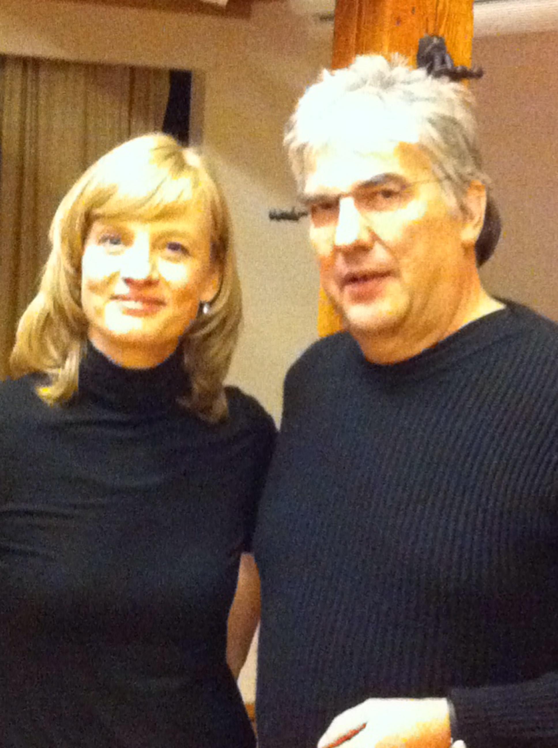mit Christina Lux