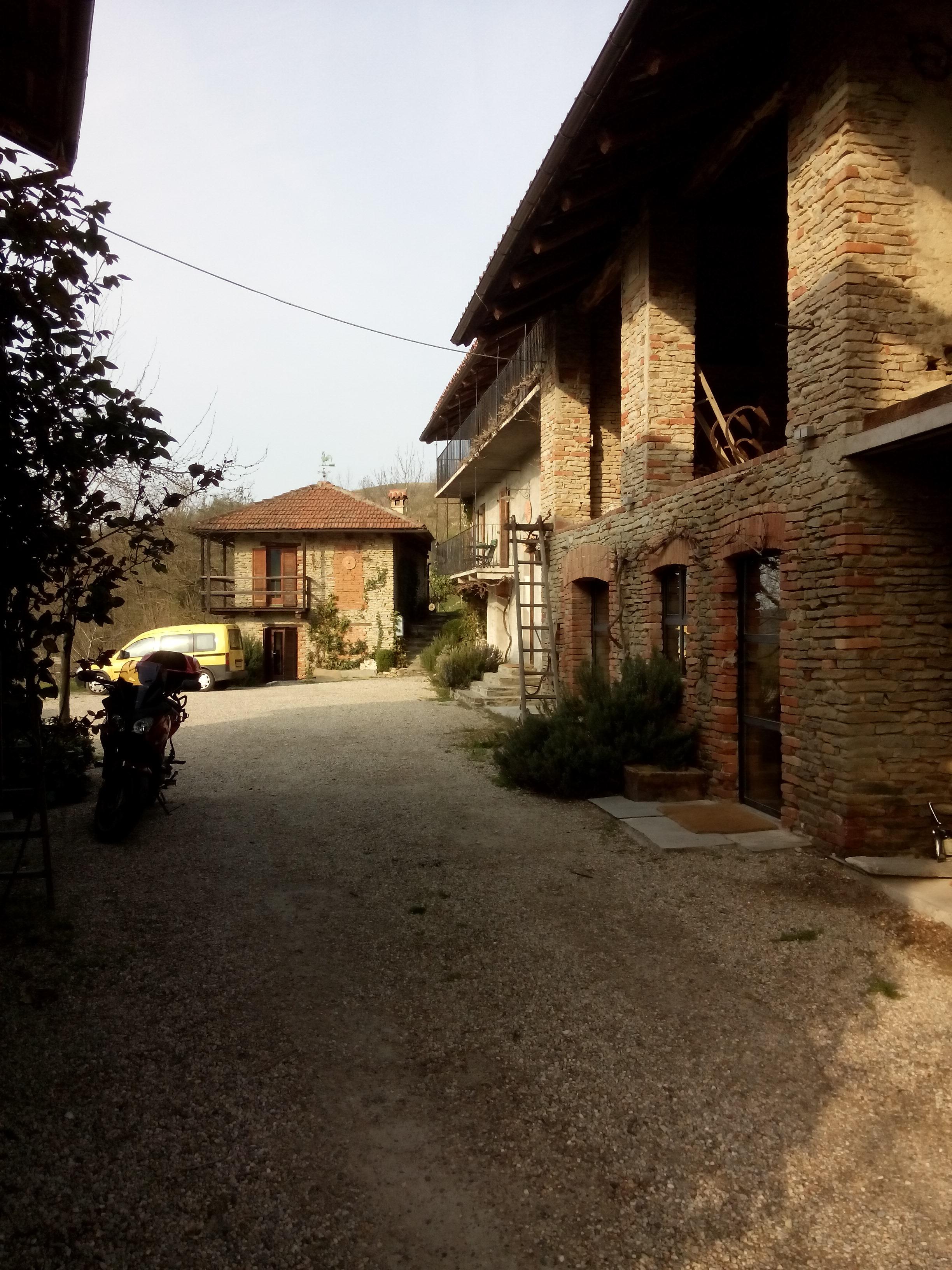 Proben im Piemont – wir haben den idealen Ort gefunden!