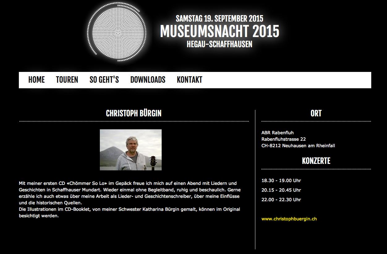 Museumsnacht2015