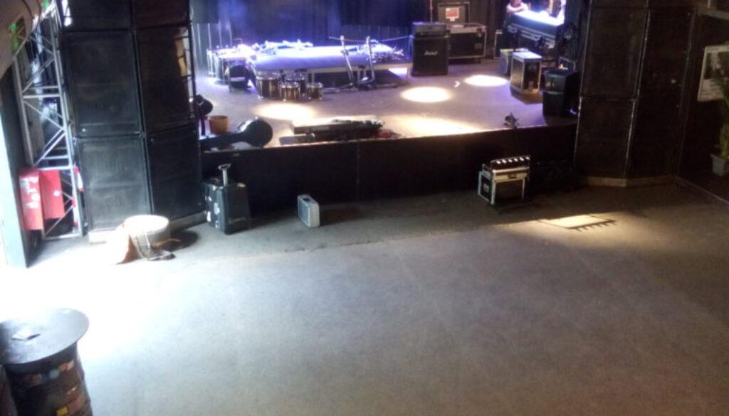 Backstage in München