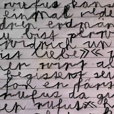 Zugaben: Schreib es auf
