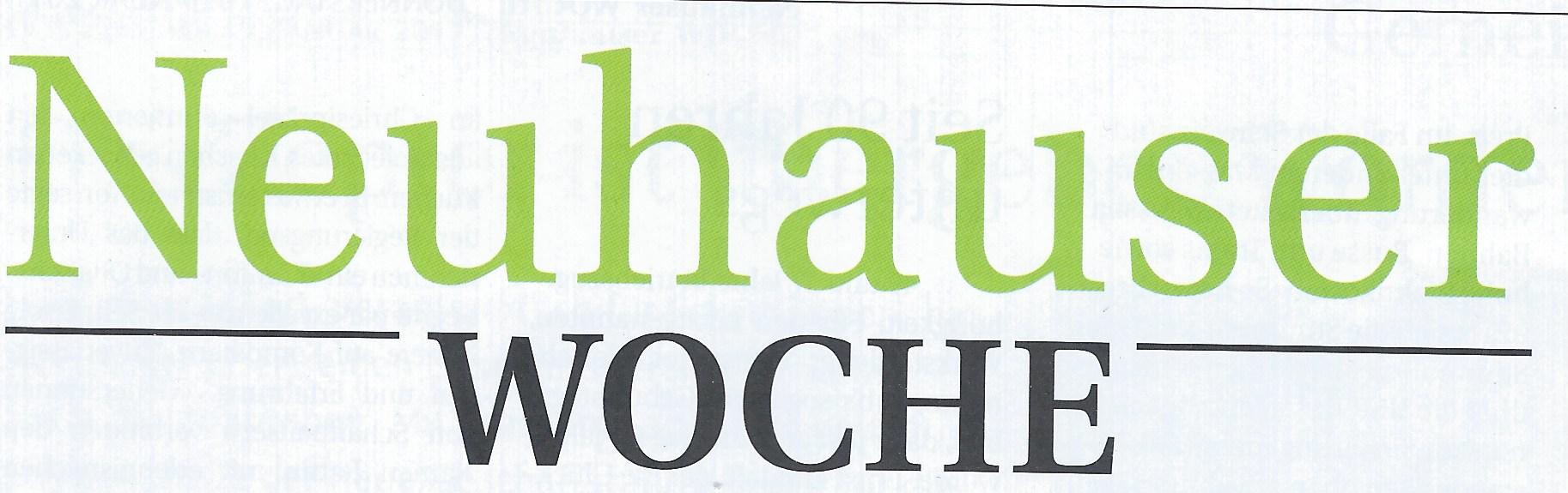 Logo Neuhauser Woche