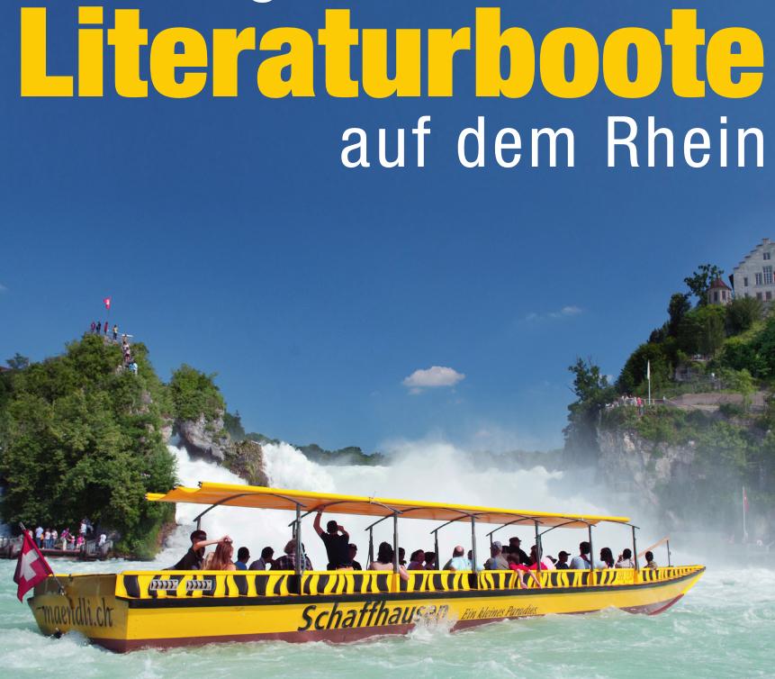 Literaturboote